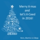 Merry X-mas to you! | 2xCeed