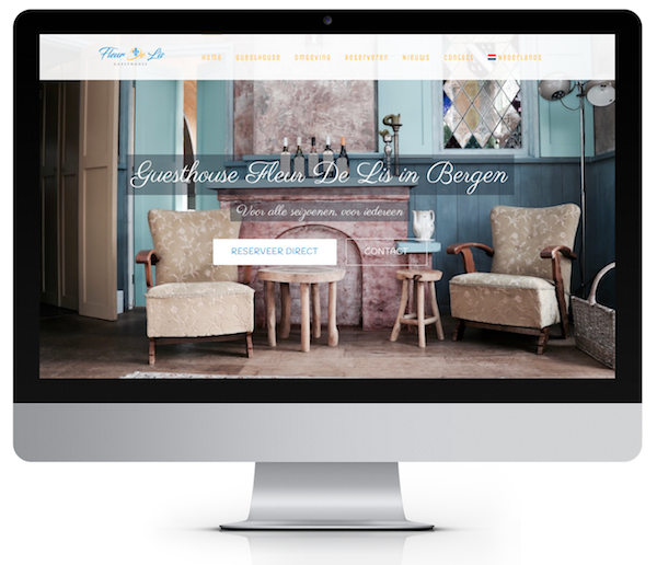 questhouse-fleur-de-lis-website-ontwerp-door-2xceed | 2xCeed Online Marketing